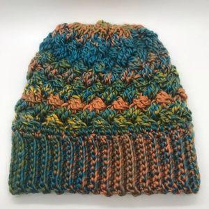 Celtic Weave Handmade Hat